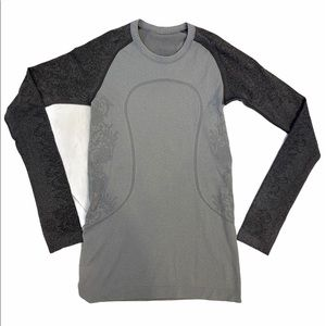 Lululemon Swiftly Tech Long Sleeves Shirt Size 6